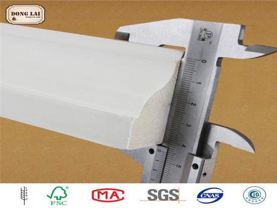 OEM Insect-resistant Wood Casing Moldings