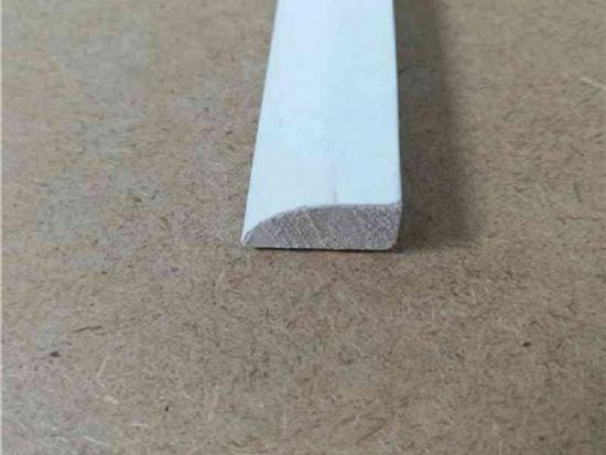 Quarter Round Coated moulding